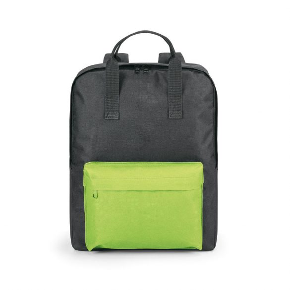 Backpack, 600D, Light green