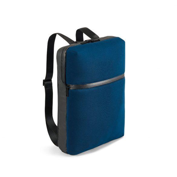 Rucsac laptop 14 inch, Branve by AleXer, 20FEB0948, Poliester, Albastru