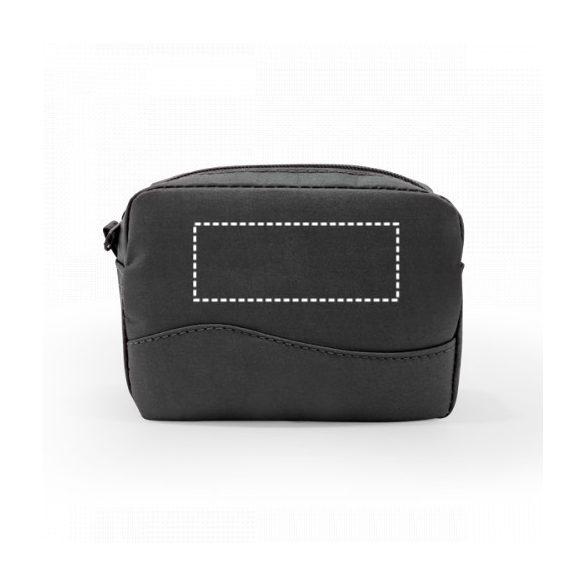 Multiuse pouch, Microfiber, Black