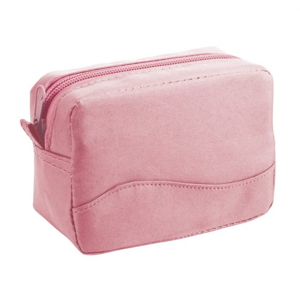 Multiuse pouch, Microfiber, Pink