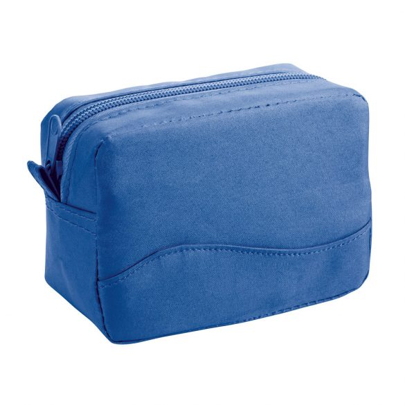 Multiuse pouch, Microfiber, Royal blue