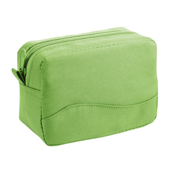 Multiuse pouch, Microfiber, Light green