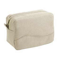 Multiuse pouch, Microfiber, Bege