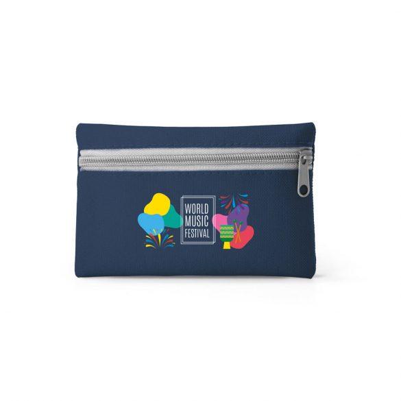 Husa pentru chei, Everestus, KR0616, poliester 600D, albastru