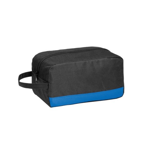 Cosmetic bag, 600D, Royal blue