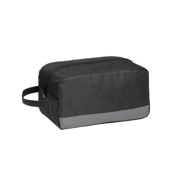 Cosmetic bag, 600D, Grey