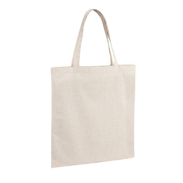 Bag, 100% cotton: 140 g/m², Natural