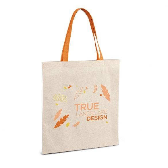 Bag, 100% cotton: 140 g/m², Orange