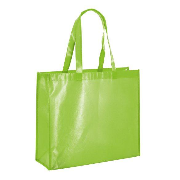 Bag, Non-woven laminated: 110 g/m², Light green