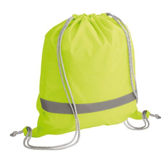 Drawstring bag, 210D, Yellow