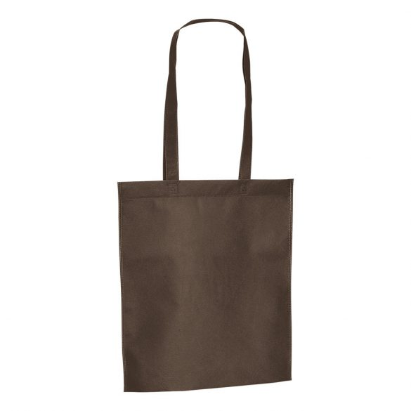 Bag, Non-woven: 80 g/m², Brown