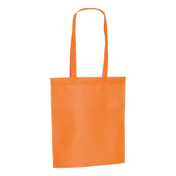 Bag, Non-woven: 80 g/m², Orange