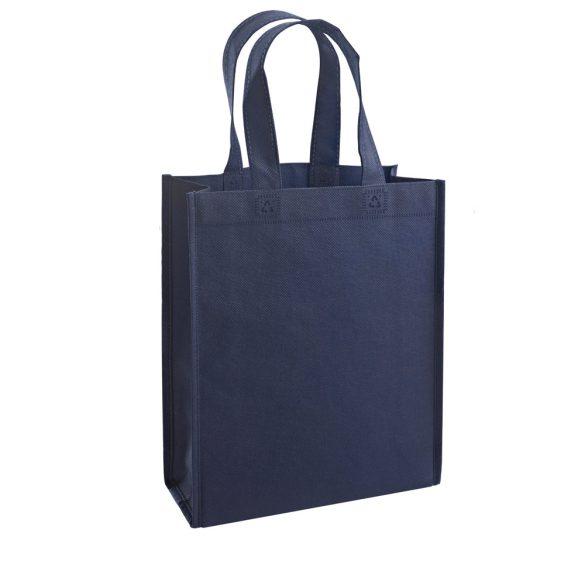 Bag, Non-woven: 80 g/m², Blue