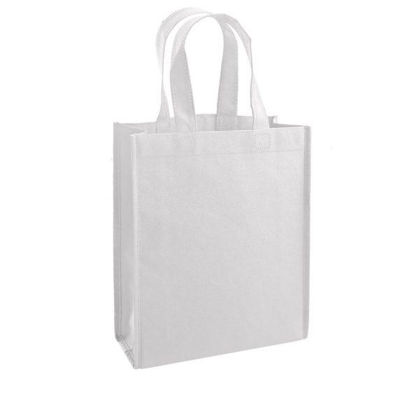 Bag, Non-woven: 80 g/m², White