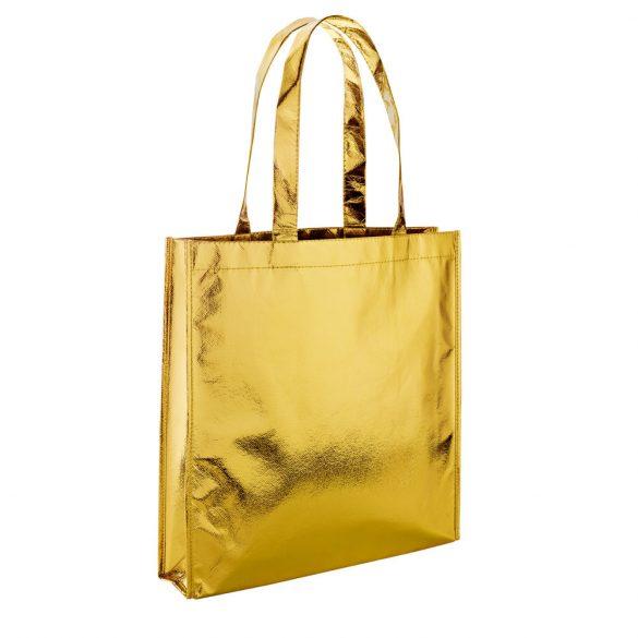 Bag, Non-woven laminated: 90 g/m², Golden