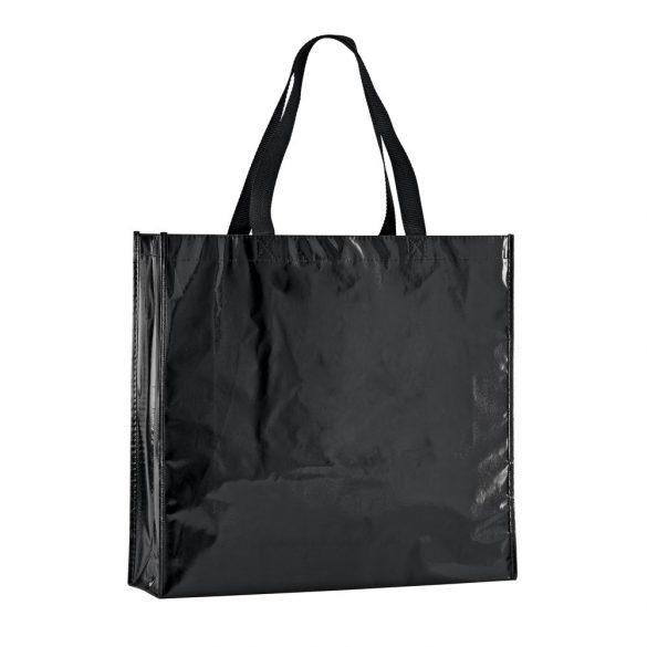 Bag, Non-woven laminated: 120 g/m², Black