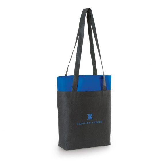 HARROD. Bag, Non-woven: 80 g/m², Royal blue