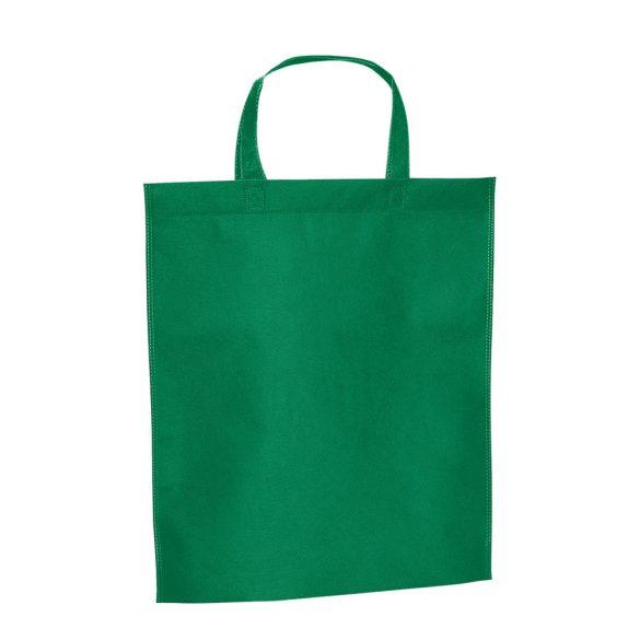 Sacosa de cumparaturi 41x38 cm, Everestus, 20FEB1378, Material netesut, Verde