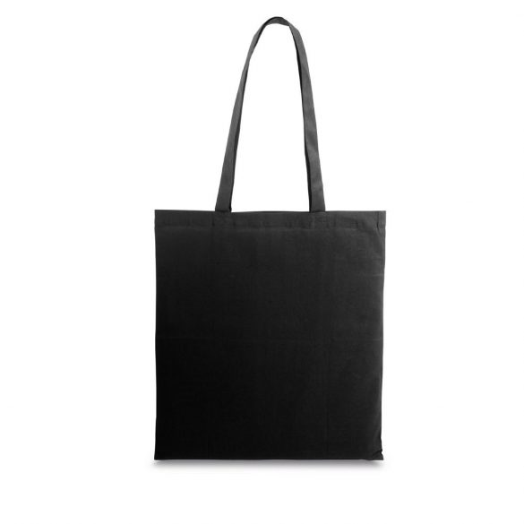 Bag, 100% cotton, Black