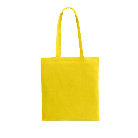 Bag, 100% cotton, Yellow