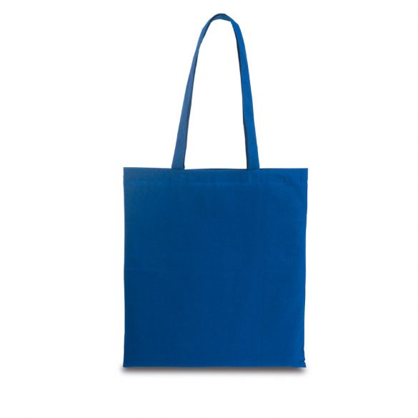 Bag, 100% cotton, Blue