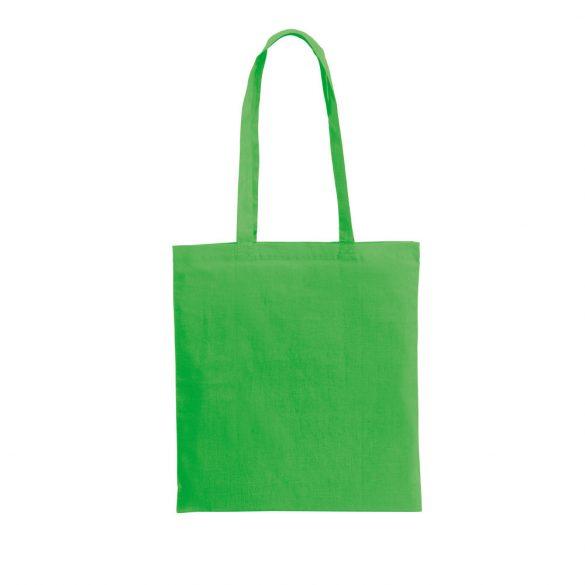 Bag, 100% cotton, Light green