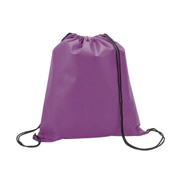 Drawstring bag, Non-woven: 80 g/m², Violet