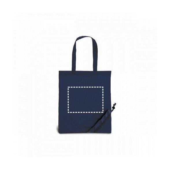 Foldable bag, 190T, Yellow