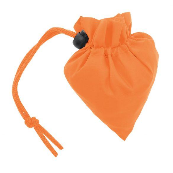 Foldable bag, 190T, Orange