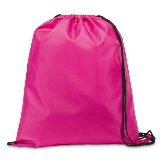 Drawstring bag, 210D, Pink