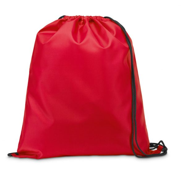 Drawstring bag, 210D, Red