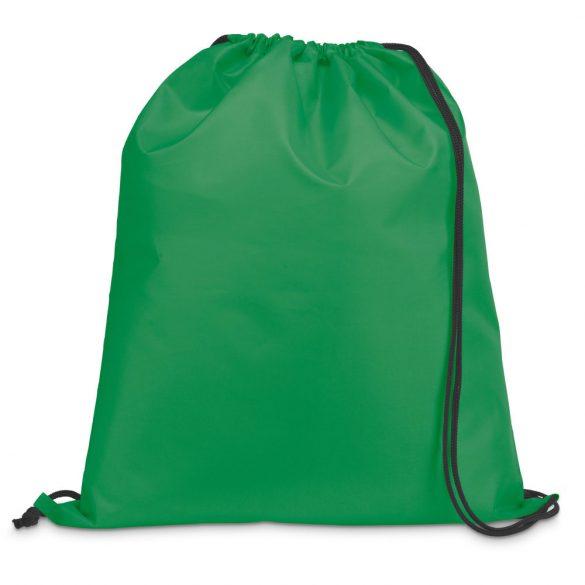 Drawstring bag, 210D, Green