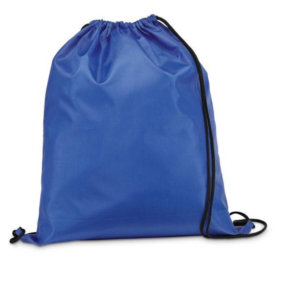Drawstring bag, 210D, Royal blue