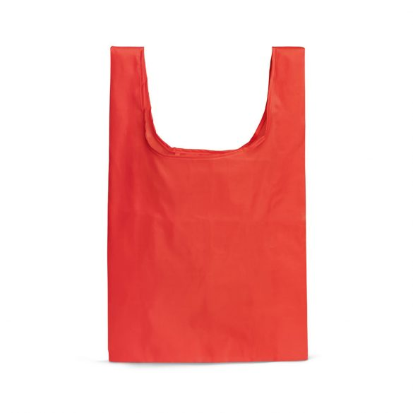 Foldable bag, 210D, Red