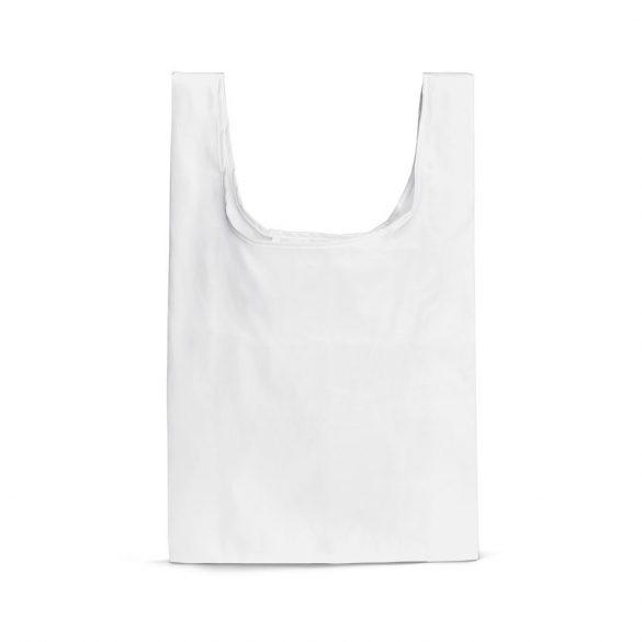 Foldable bag, 210D, White
