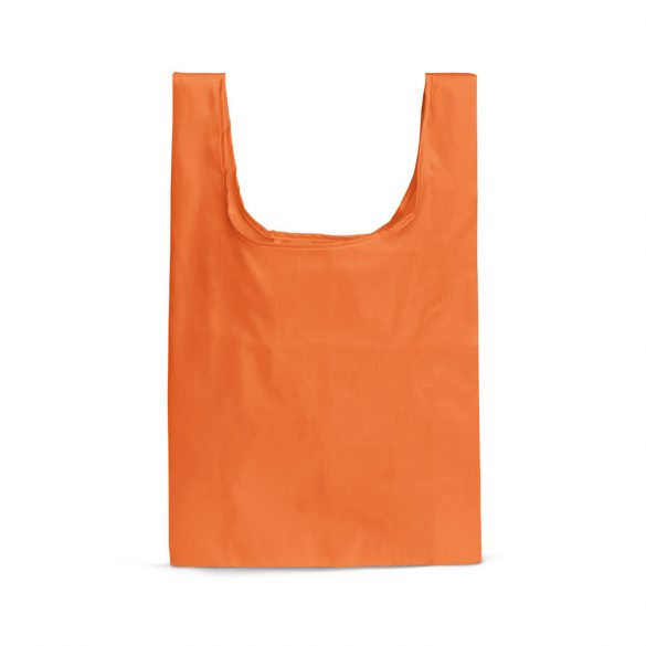 Foldable bag, 210D, Orange