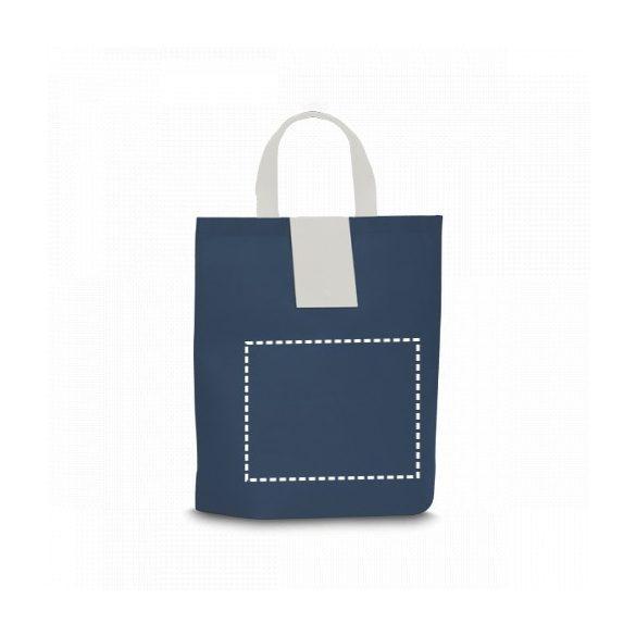 Foldable bag, Non-woven: 80 g/m², Grey
