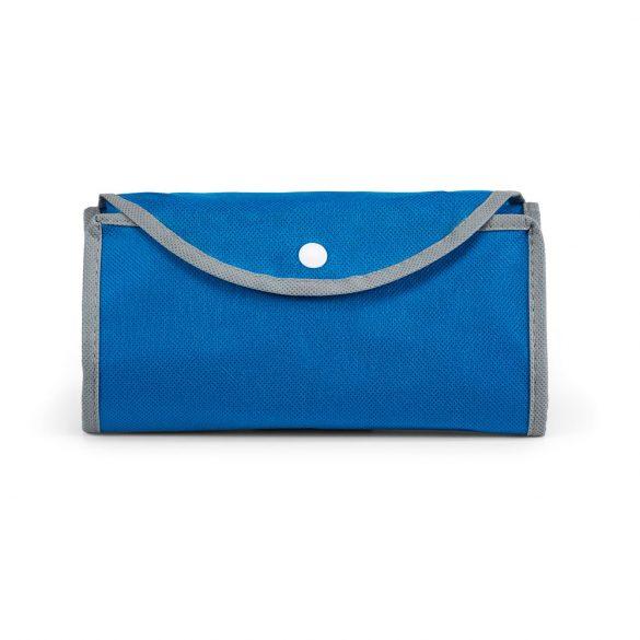 Sacosa pliabila 45x40x20 cm, Everestus, 20FEB1381, Material netesut, Albastru