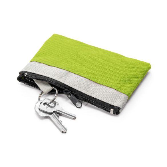 Husa pentru chei, Everestus, KR0649, poliester 600D, verde