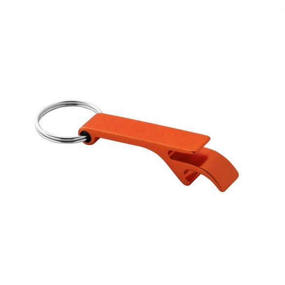 Breloc desfacator de sticle, Everestus, KR0445, aluminiu, portocaliu