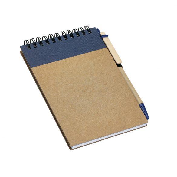 Notepad, Cardboard, Blue