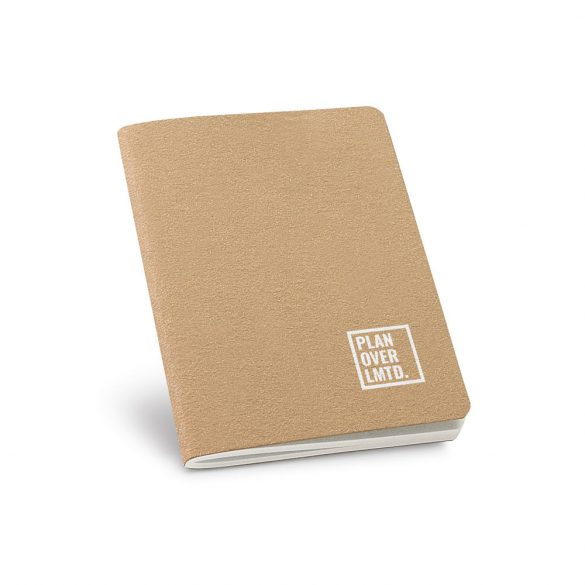 Notepad, Recycled cardboard, Natural