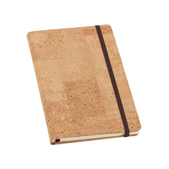 Agenda B5 cu pagini veline, Everestus, PL01, pluta, natur