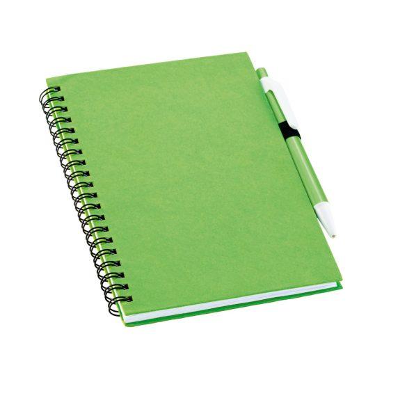 Notepad, Light green