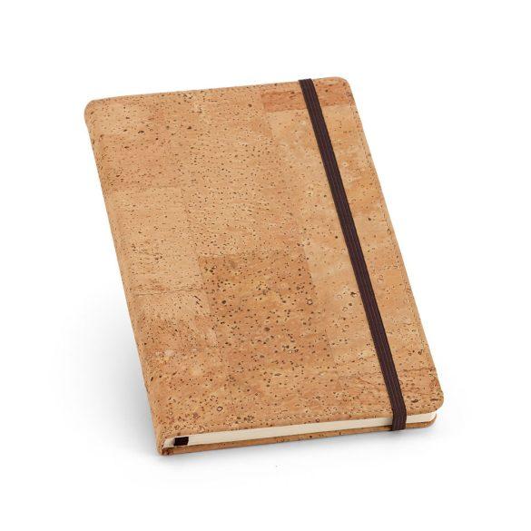 Agenda B6 cu pagini veline, Everestus, PL01, pluta, natur