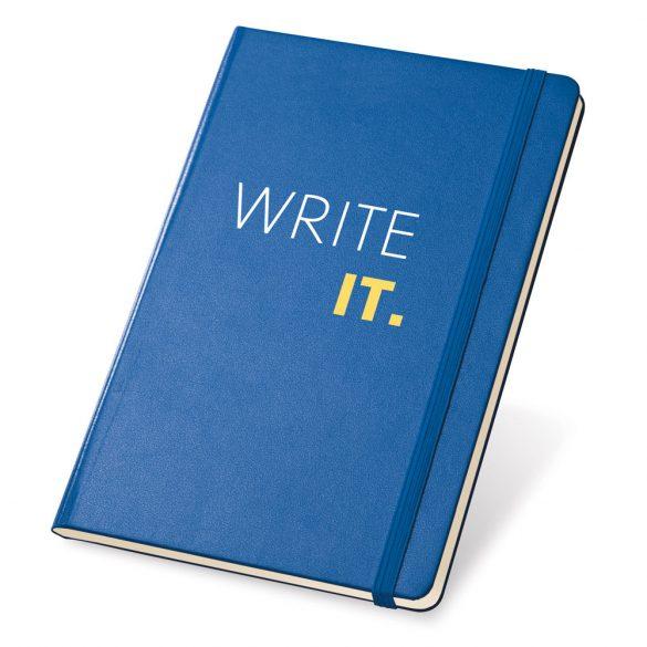 Notepad, Royal blue