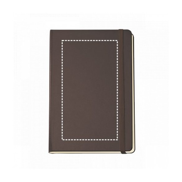 Notepad, Brown