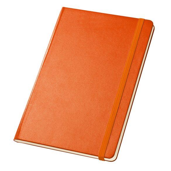 Notepad, Orange
