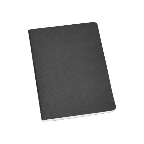 Notepad, Recycled cardboard, Black