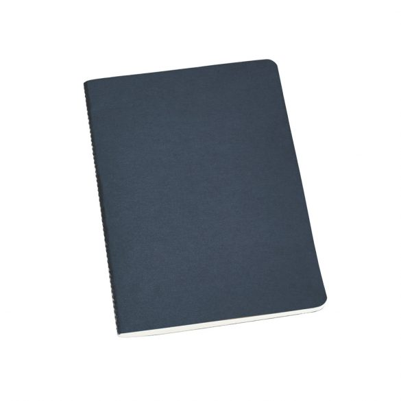 Notepad, Recycled cardboard, Blue